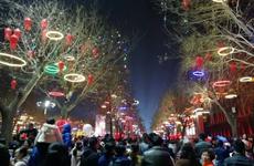 西安年的吸引力:春节假期西安接待游客1652.39万