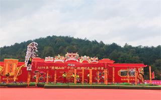 中国民族民间南狮公开赛在广东举行