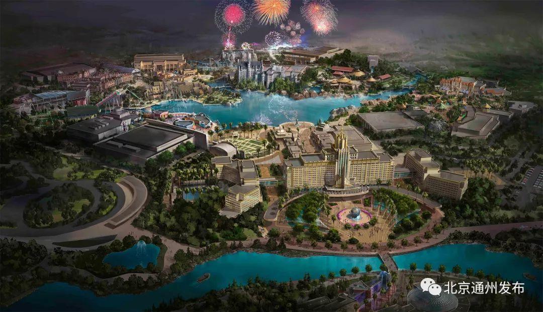 霸天虎过山车等你来坐 北京环球影城2021年春开业