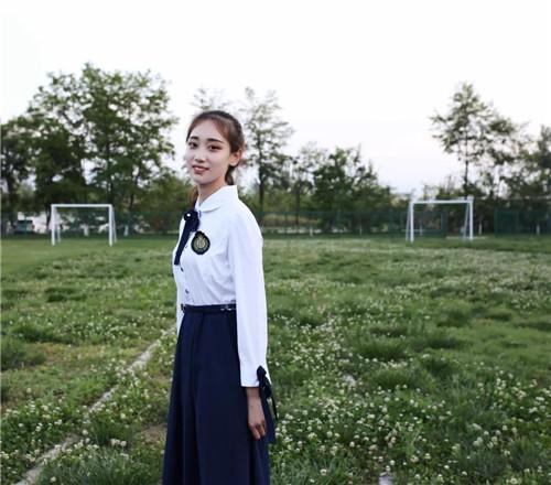 西安海棠职业学院:西安这所高校连宿管都是美女