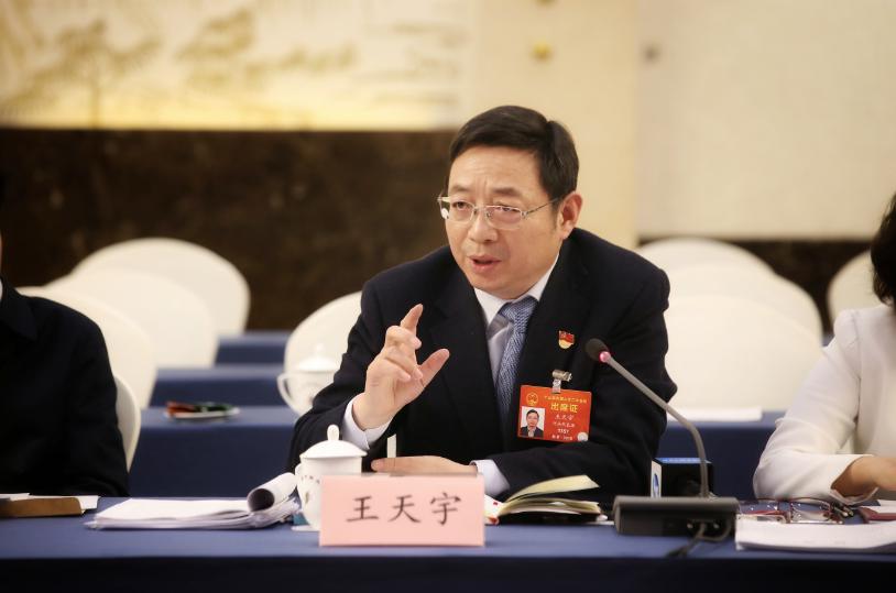 王天宇:金融支持双创,郑州打