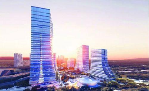 百亿级大项目集中上马 青岛城市建设含金量越来越足