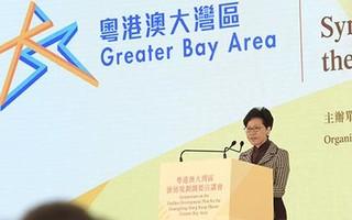 林郑月娥:粤港澳大湾区建设措施要尽快落地执行