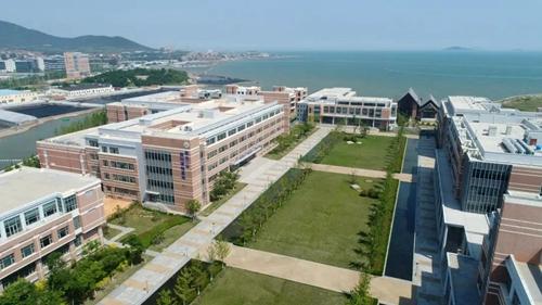 在青岛这所国际学校里,把浸染书香的春天一网打尽