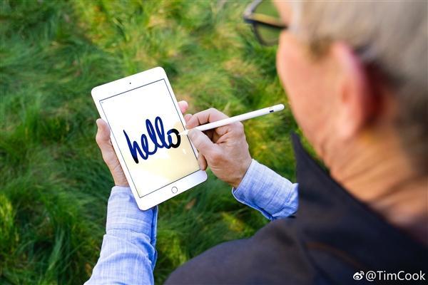 等了4年苹果终于发布新iPad Mini 2999元起售