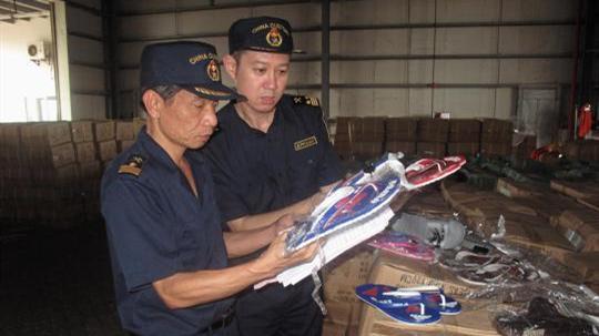 广东海关一季度查扣侵权货物逾1300万件 价值超1200万元
