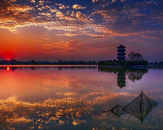 美丽的家乡 镜头下的安徽阜阳