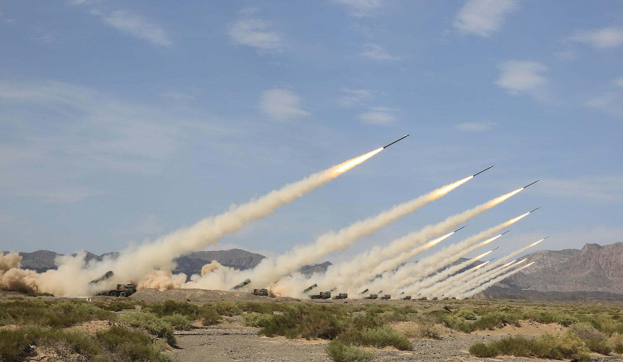 军机处第210期 火炮射程能覆盖台湾 外军谁来都没用
