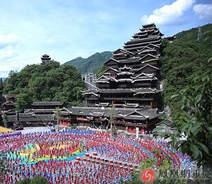 彭水今年旅游收入可達120億