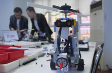 2019年陕西省科技活动周在陕西自然博物馆正式启动