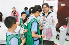 中科院公众科学日举办 激发孩子们对大自然的兴趣