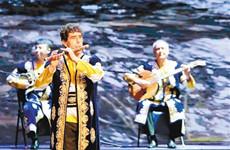 """""""塔吉克斯坦文化日"""" 闭幕式20日在西安举行"""
