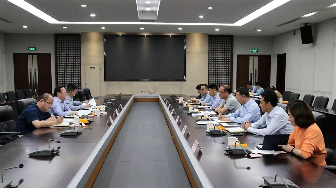 舟山市委常委、組織部部長蒲曉斌赴普陀區調研