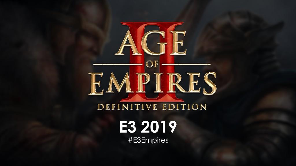 微软大幅翻新《帝国时代2:最终版》将在E3游戏展亮相