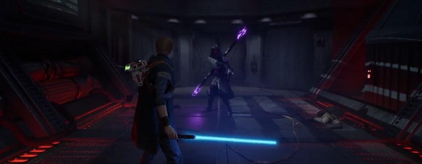 2019E3:《星球大战 绝地:陨落的武士团》试玩