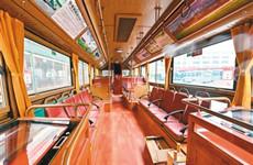 """西安市旅游观光巴士""""铛铛车""""即将上线运营"""