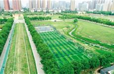 西安市首个国际标准大众体育场馆开始试运营