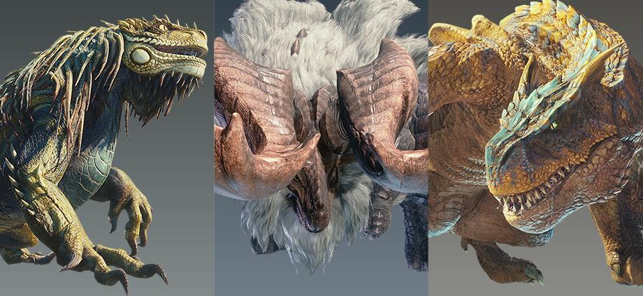 《怪物猎人世界》冰原DLC试玩:太刀新技非常帅