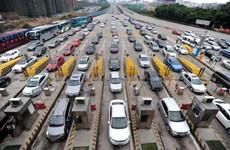 强化路面检查 西安高速交警查处各类交通违法264例