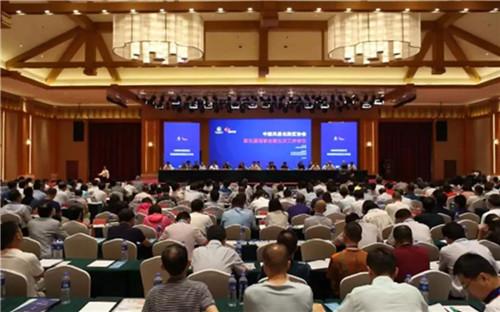 中國風景名勝區協會在保定野三坡召開理事會工作會議