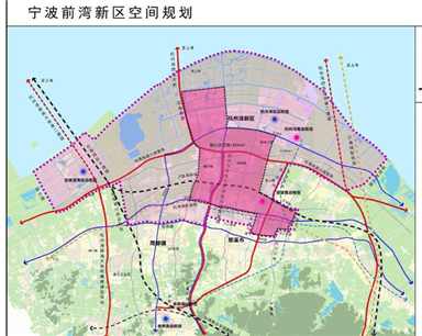 重磅!浙江省政府批复同意设立宁波前湾新区