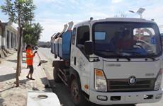 1-5月份西安市主城区日均清运生活垃圾9000余吨