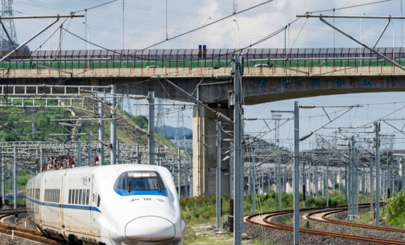"""中国铁路实施""""新图"""""""