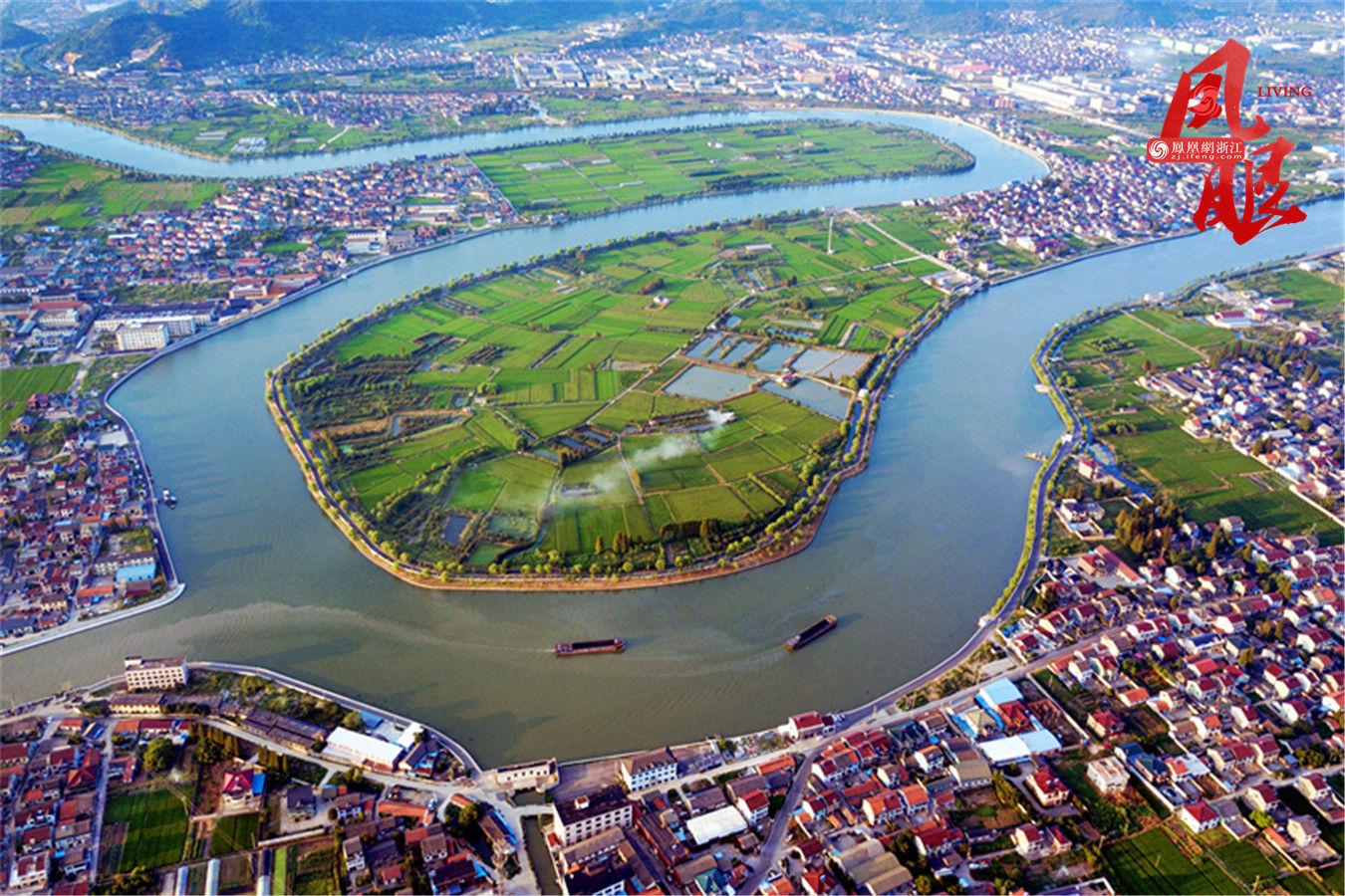 这条世界上最古老的运河,通江达海,正让世界无比广阔