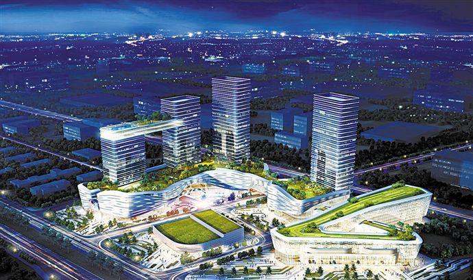 广州永平汽车小镇9月开工 预计年产值超120亿元