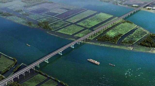 珠海:香海大桥迎来突破性进展 正式进入施工阶段