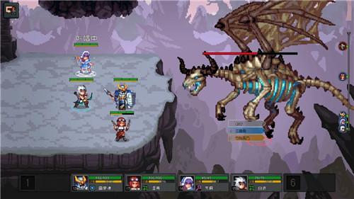 像素風放置游戲《掛機吧!勇者》26日Steam上架