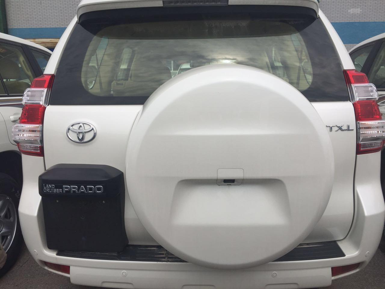 17款丰田霸道2700 大型越野SVU清仓价格高清图片