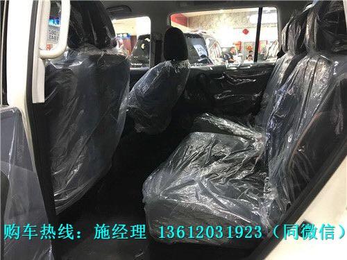 织物座椅,冰箱,双区自动空调,后区制冷,2气囊,儿童座椅装置,坡道起步