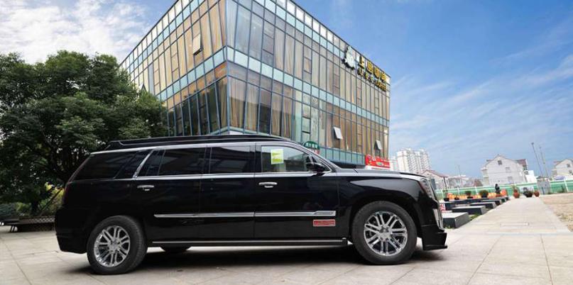 凯迪拉克总统一号美系SUV 精致奢华报价