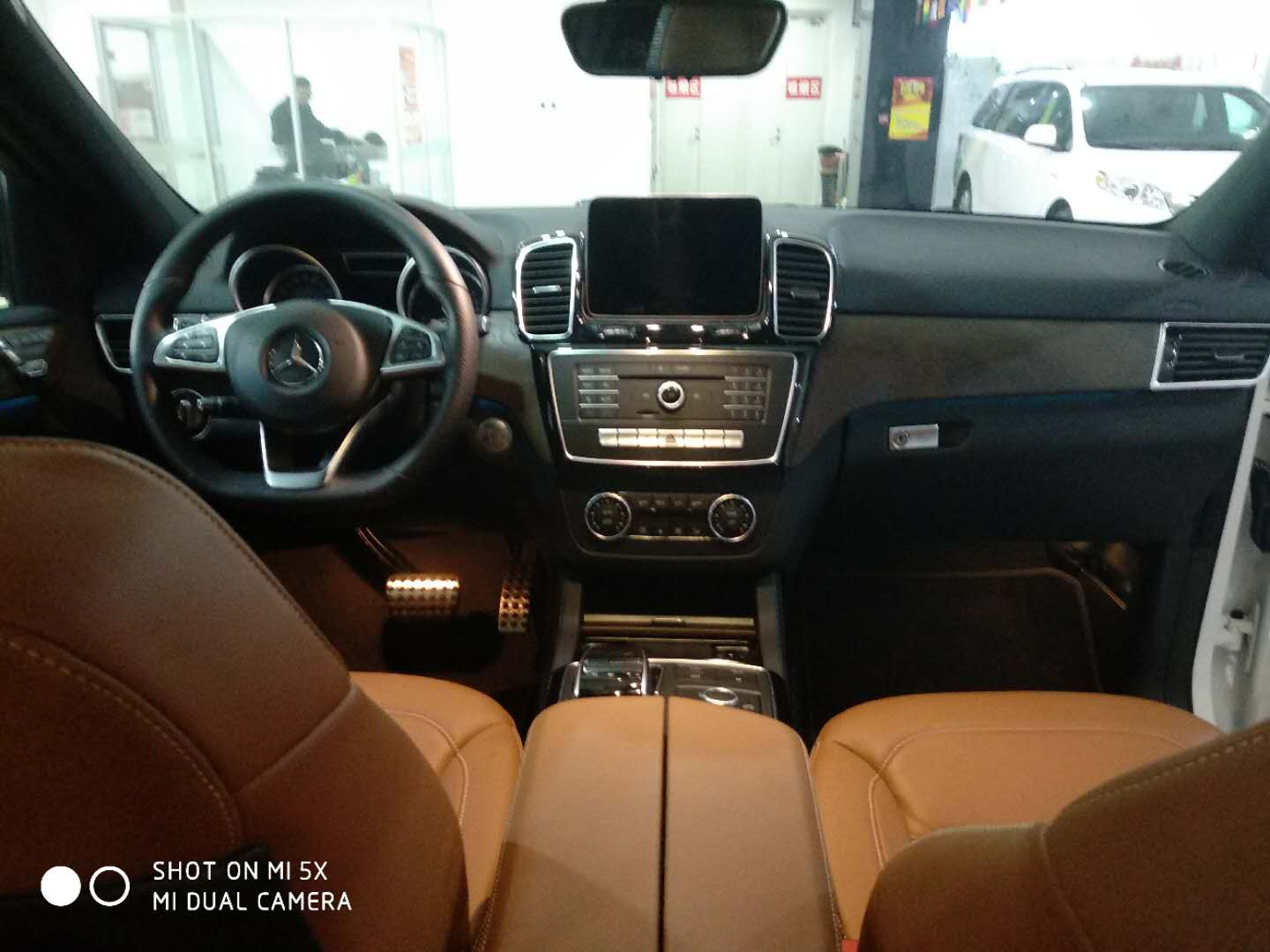 2018款奔驰GLE43 Coupe现车手续优惠