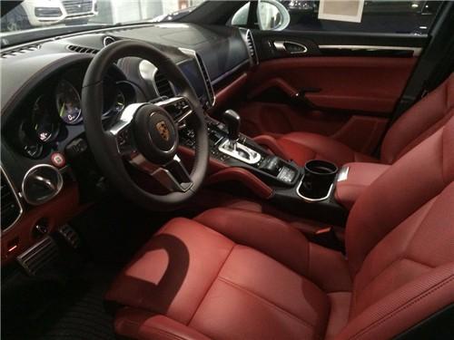 保时捷卡宴油电混合版 极品轿跑SUV让利高清图片