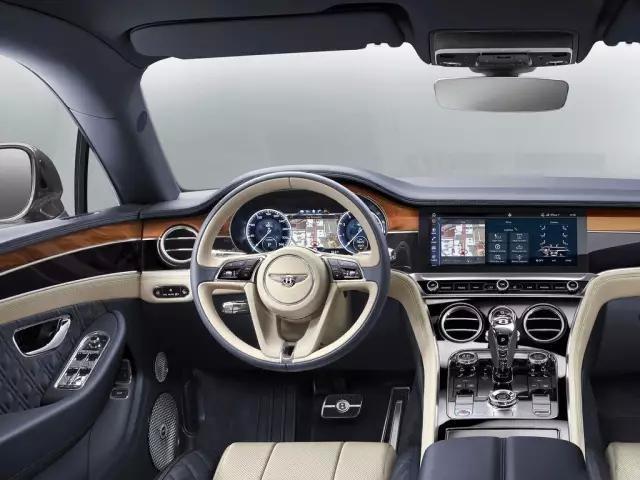 2018款最新款宾利欧陆gt 现车动力外观图片