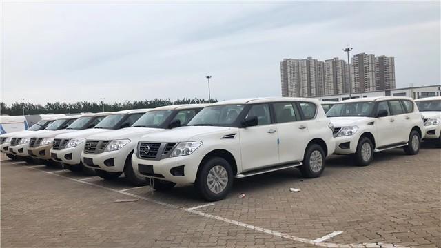 进口日产尼桑途乐Y62 天津报价承接改装