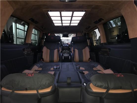 进口奔驰V250商务价格MKB版首发到店
