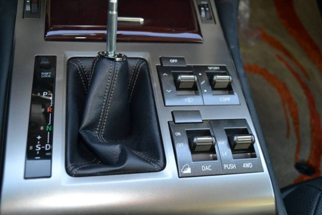 新款雷克萨斯gx460配置介绍,郑州最低价,v8升级普拉多