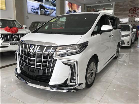 丰田埃尔法改装蒙娜丽莎墨鳞版现车现车-图1