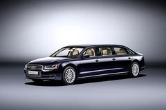 奥迪将推新豪华旗舰轿车 竞争迈巴赫S级
