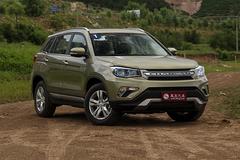 长安CS75 1.8T新车型上市 售14.48万元