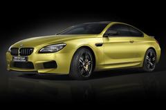 宝马推出百年庆典版M6 Coupe 限量13台