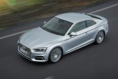 新奥迪A5/S5 Coupe发布 由内到外升级