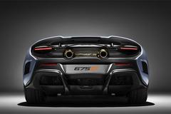 迈凯轮推675LT Spider碳纤维特制版