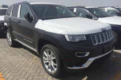 新款Jeep大切诺基6月27日上市 配置提升