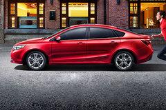 2016款MG锐行正式上市 售7.79-11.29万
