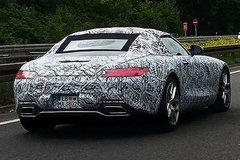 AMG GT敞篷版谍照曝光 预计明年发布