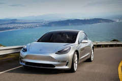 特斯拉Model 3接受预定 明年开始交付